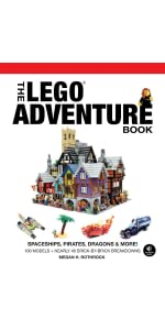 The LEGO Adventure Book 2