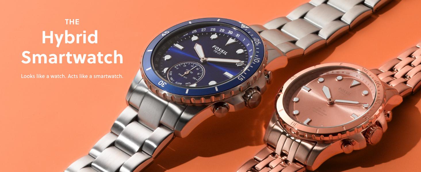 Fossil Hybrid smartwatch Summer 2020