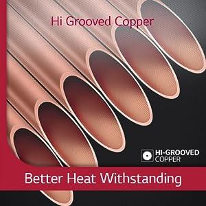 Hi Grooved copper