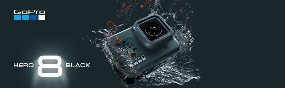 HERO8 Black, GoPro HERO8 Black, GoPro HERO8 Black Features, HERO8 Black camera, GoPro 8 Black