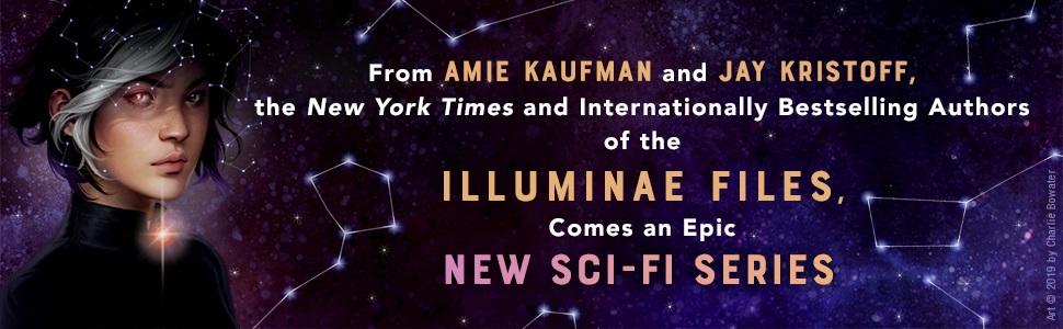 Aurora rising, Jay Kristoff, Amy Kaufman, YA, Young adult, teen, sci-fi, science fiction