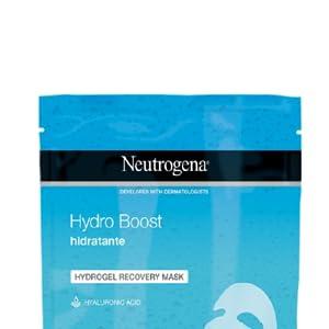 Neutrogena Hydro Boost Máscara De Recuperación De Hidrogel - 6 ...