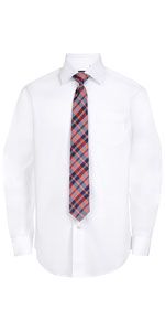 kids shirt and tie shirt; blue kids shirt; camisa y corbata ninos; kids shirt and tie; suit set