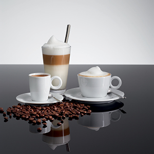Coffee drinks, coffee specialties, Miele CM 5300