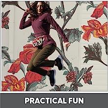 Fun lifestyle ready patterns