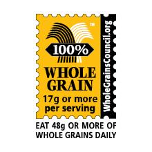 made with whole grain
