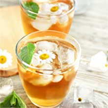 SIT BACK AND RELAX with CAMOMILE ICED TEA