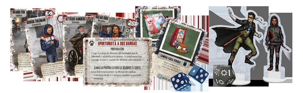 Edge Entertainment- Colonias en Guerra Juego de Tablero (EEPHDW03): Amazon.es: Juguetes y juegos