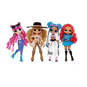 Amazon Com L O L Surprise O M G Series 3 Chillax Fashion Doll With 20 Surprises Toys Games