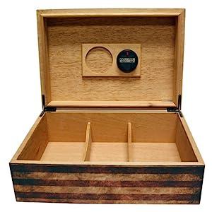 HygroSet, Digital, Hygrometer, Cigar Humidor