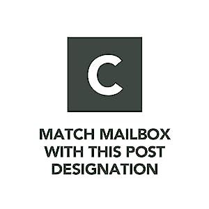 match mailbox code