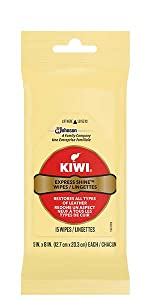 KIWI Express Shine Wipes