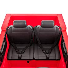 Two seaters with belt