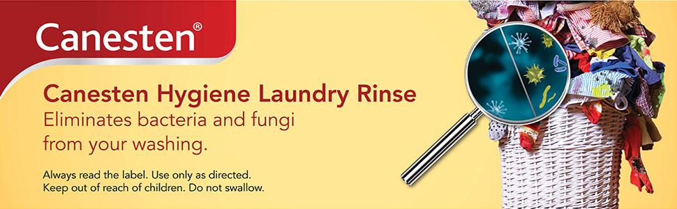 Canesten Laundry Hygiene Rinse, Laundry Rinse, Hygiene Rinse, Canesten Laundry, Canesten Hygiene
