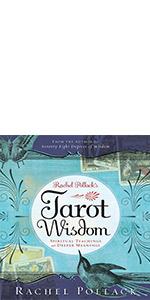 Rachel pollack, Rachel pollack tarot, tarot, tarot books, tarot reading, tarot cards