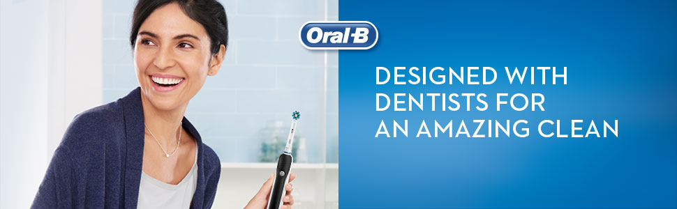 Designed with dentists for an amazing clean.