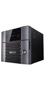 TeraStation, 3010, 3210DN, nas, network attached storage, tb