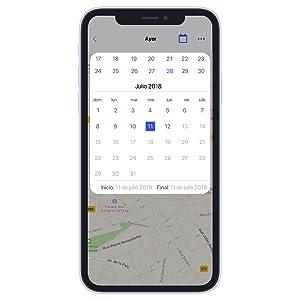 Invoxia 90067 Bike Tracker, Localizador GPS Antirrobo para ...