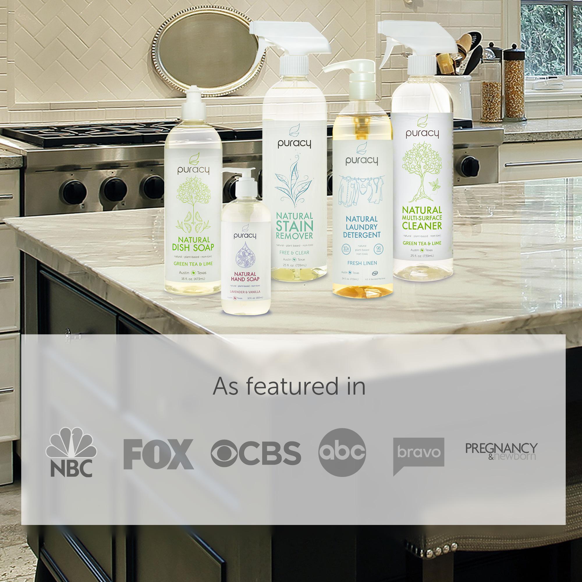 Amazon Com Puracy Natural Liquid Laundry Detergent