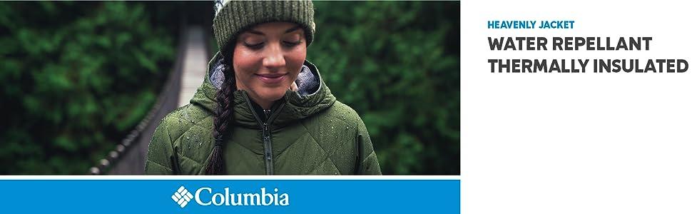 Columbia Women's Heavenly Winter Jacket