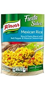 Amazon Com Knorr Asian Sides Chicken Fried Rice 5 7 Oz