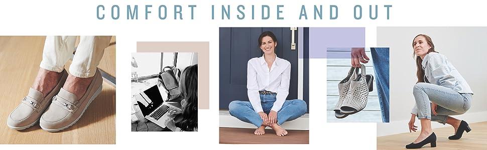 Aravon shoes, women's shoes, bunions, women's wide shoes, women's health shoes, womens comfort shoes