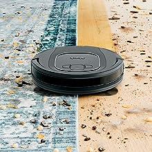 robot voice control, robotic floor cleaner