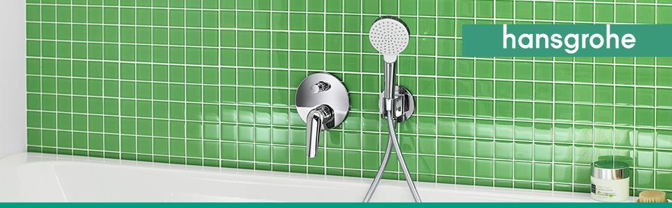 Hansgrohe Focus Einhand Brausebatterie Brausearmatur Wasserhahn Dusche Aufputz