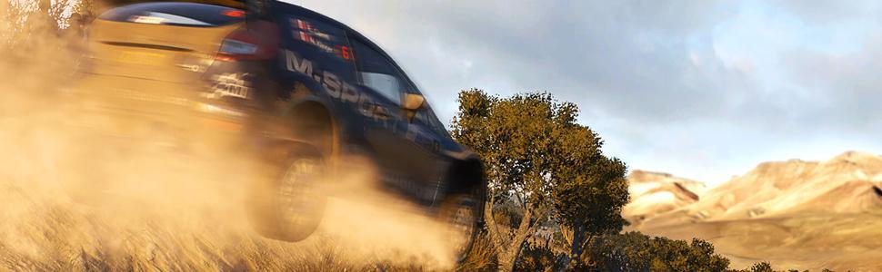 WRC,WRC 6,Rally,Racing,FIA,PS4,Xbox One