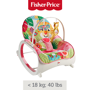 Fisher-Price Hamaca Crece Conmigo Selva