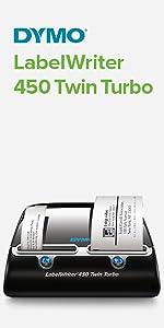 dymo 450 twin turbo label maker