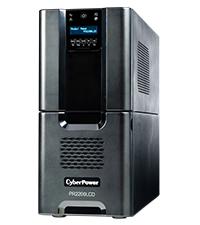 CyberPower PR220LCD Battery Backup UPS