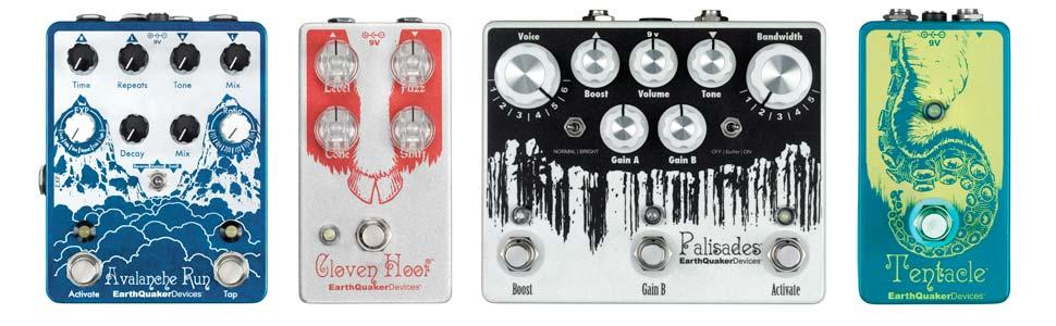 earthquaker devices disaster transport sr dual delay effects pedal with reverb. Black Bedroom Furniture Sets. Home Design Ideas