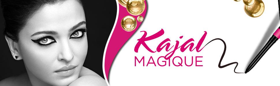 L'Oreal Paris Kajal Magique, Supreme Black, black kajal, kohl