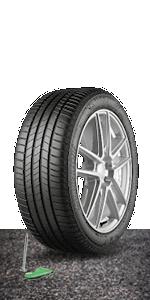 B//A//71 Bridgestone TURANZA T005-225//45 R17 91Y Turismo y SUV Neum/ático de verano