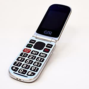 big button cell phone