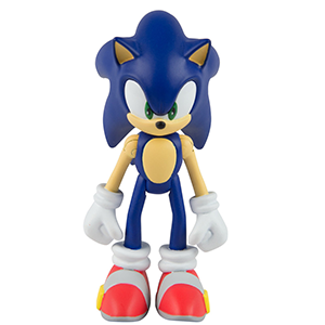 Amazon Com Sonic Collector Series 2 Figure Pack With Classic And Modern And Comic Book Toys Games