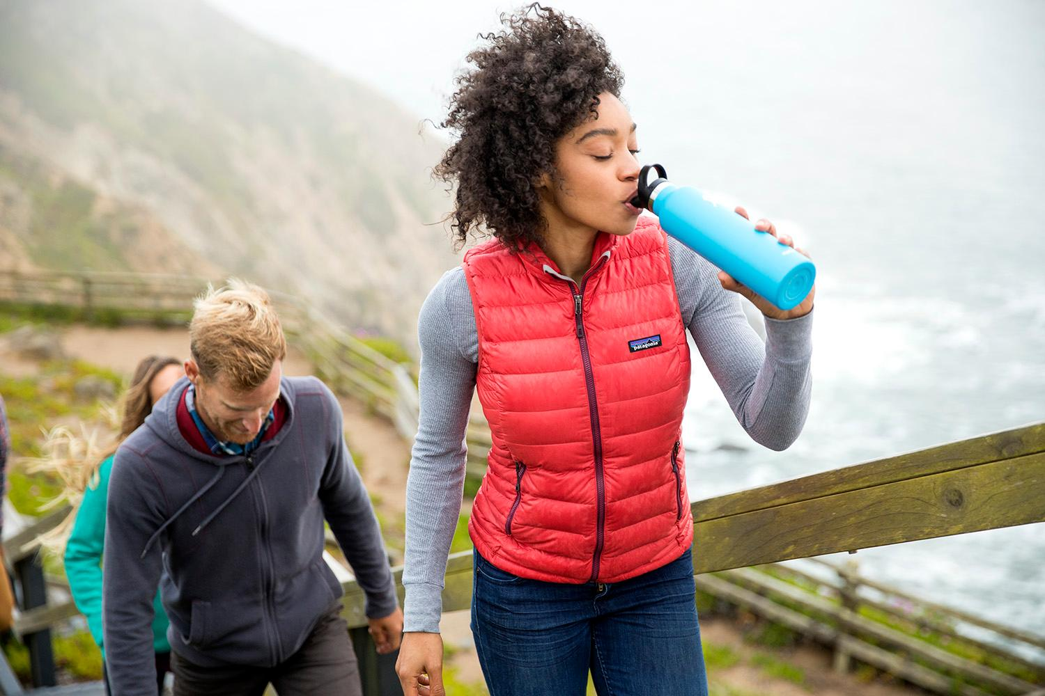 Amazon Com Hydro Flask Standard Mouth Insulated Water