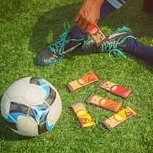ASAP Granola Bars Play Sports