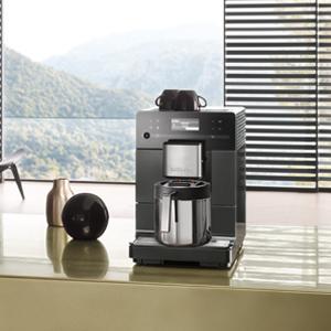 Miele CM 5300 Coffee Machine, Coffee Pot Function