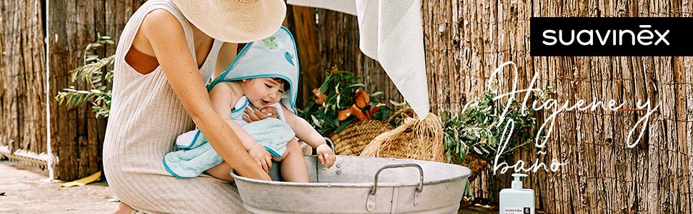 Suavinex - Aspirador nasal bebé +0 meses con boquilla anatómica y tubo flexible. Alivia La Mucosidad del bebé. incluye Recambio y Esponjita desechable. 0% BPA: Amazon.es: Bebé