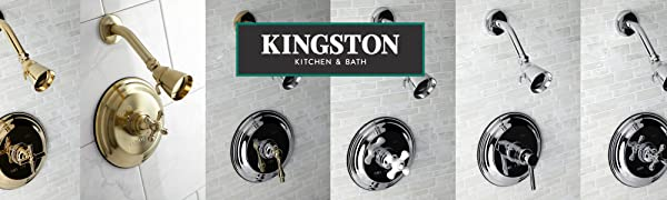 Shower faucets banner