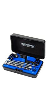 truss rod wrench, truss rod kit, guitar wrenches, guitar cleaners, guitar polish, guitar tool kit