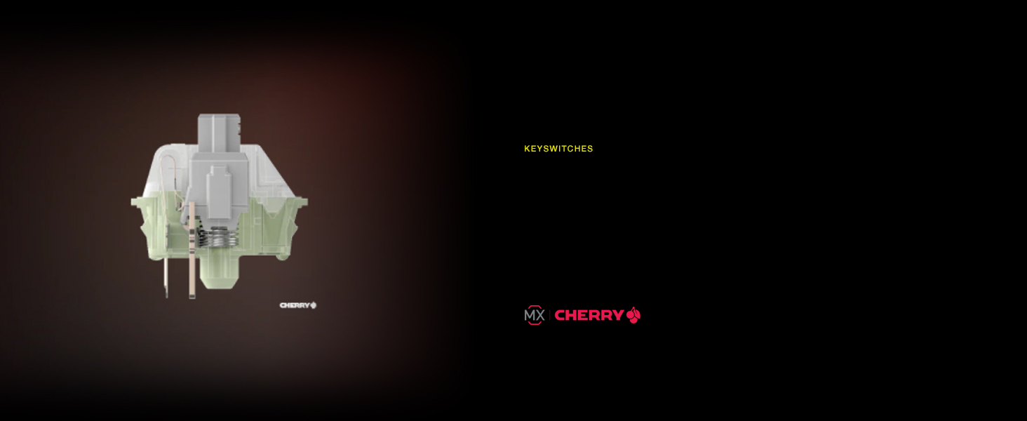 k100 cherry