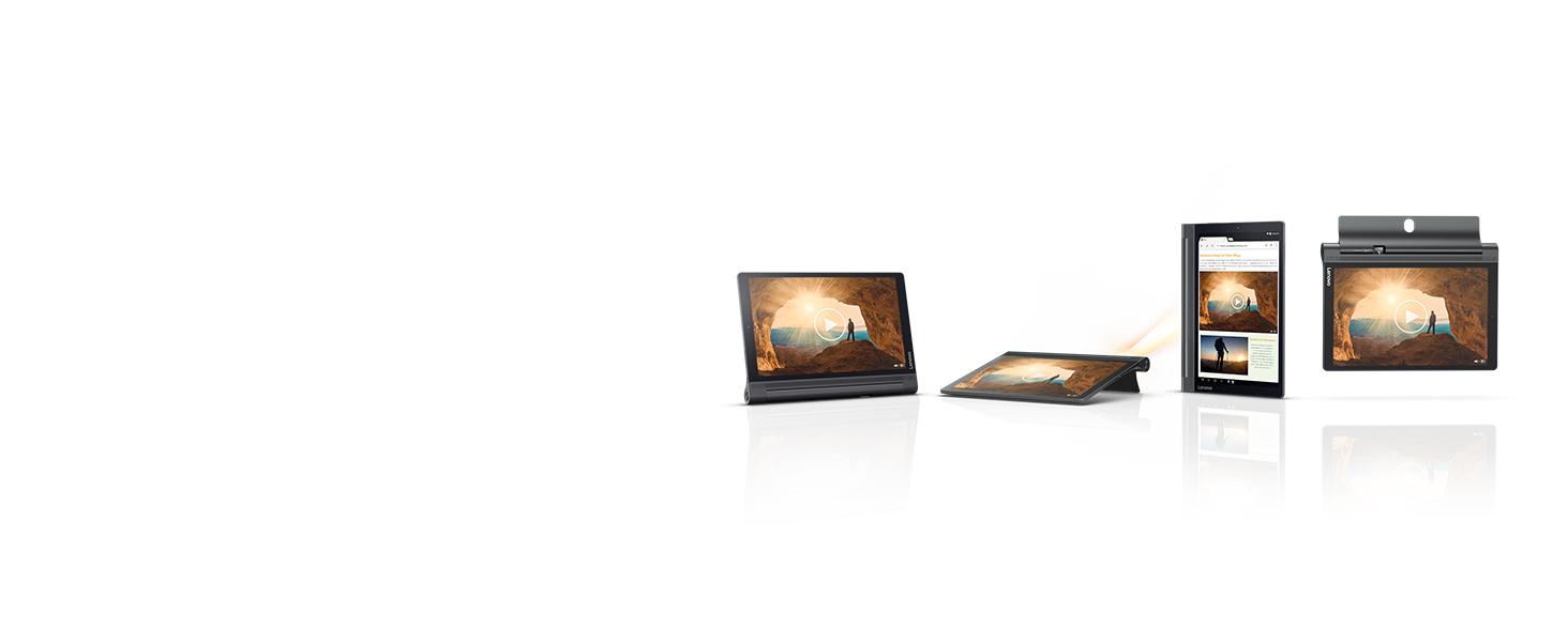 Lenovo ZA1N0007US Yoga Tab 3 Plus QHD 10 1 inch Android