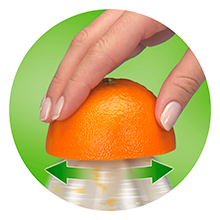 Braun CJ3000 WH - Exprimidor zumo de naranjas, 20 w, 350ml ...
