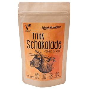 Trinkschokolade Xylit Birkenzucker