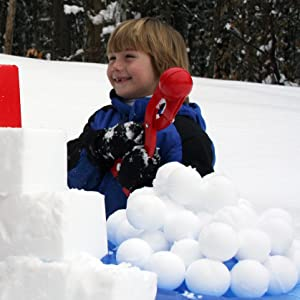 Snowball maker snow toy winter fun for kids and adults