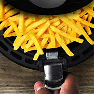 French Fries Electric Frying Pan