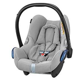 maxi cosi cabriofix group 0 car seat black raven amazon. Black Bedroom Furniture Sets. Home Design Ideas